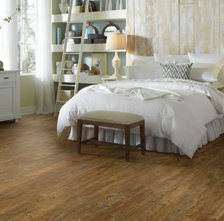 Aspen Pine luxury vinyl flooring