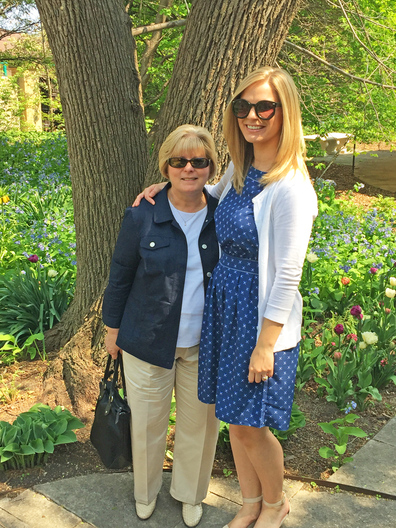 Mother's Day spring 2016 Paine Art Center & Gardens, Oshkosh, Wis.