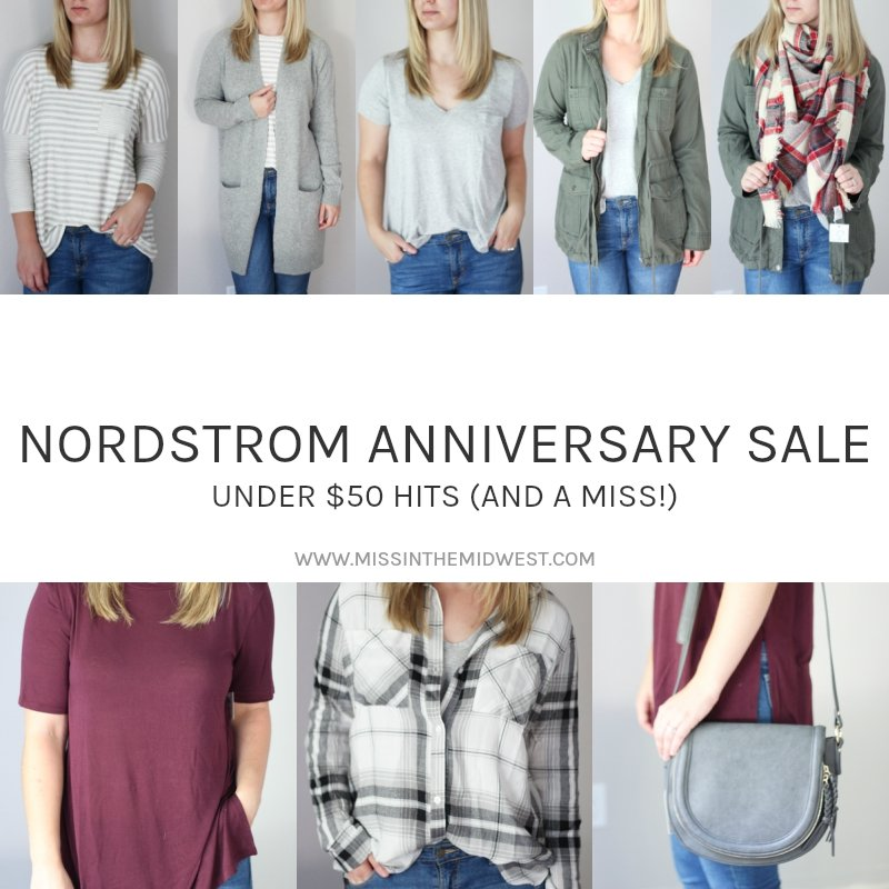 Nordstrom Anniversary Sale Under $50 Hits and a Miss
