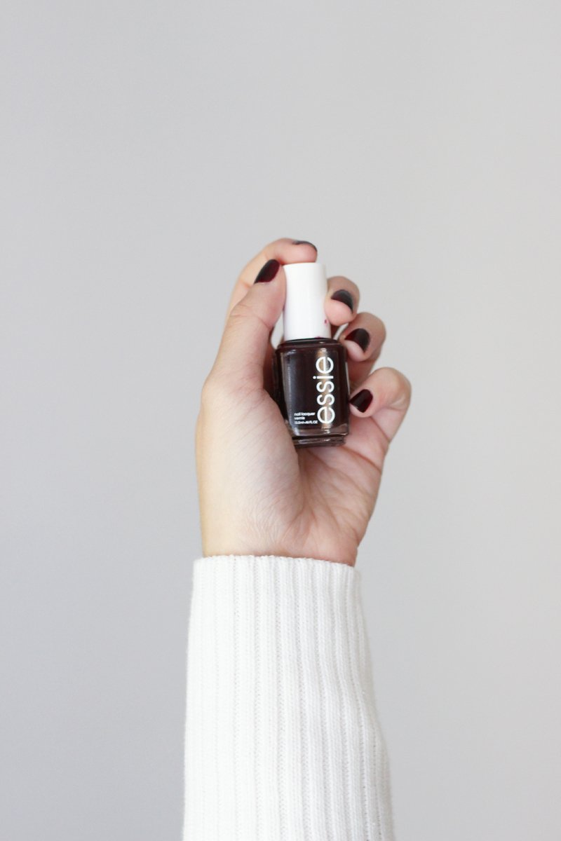 Fall Beauty Favorites Essie Wicked