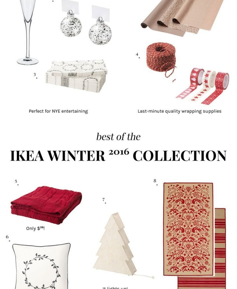 Best of the IKEA Winter 2016 Collection