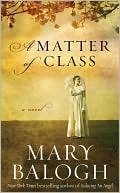 What I've Been Reading - A Matter of Class