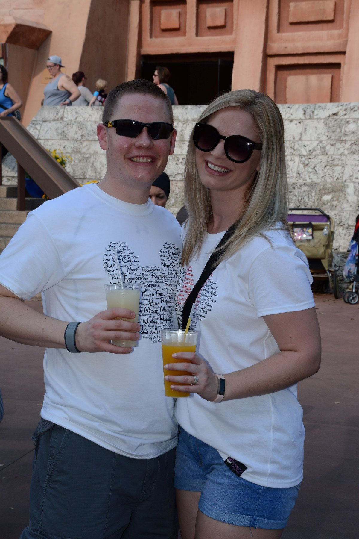 EPCOT World Showcase Margaritas in Mexico