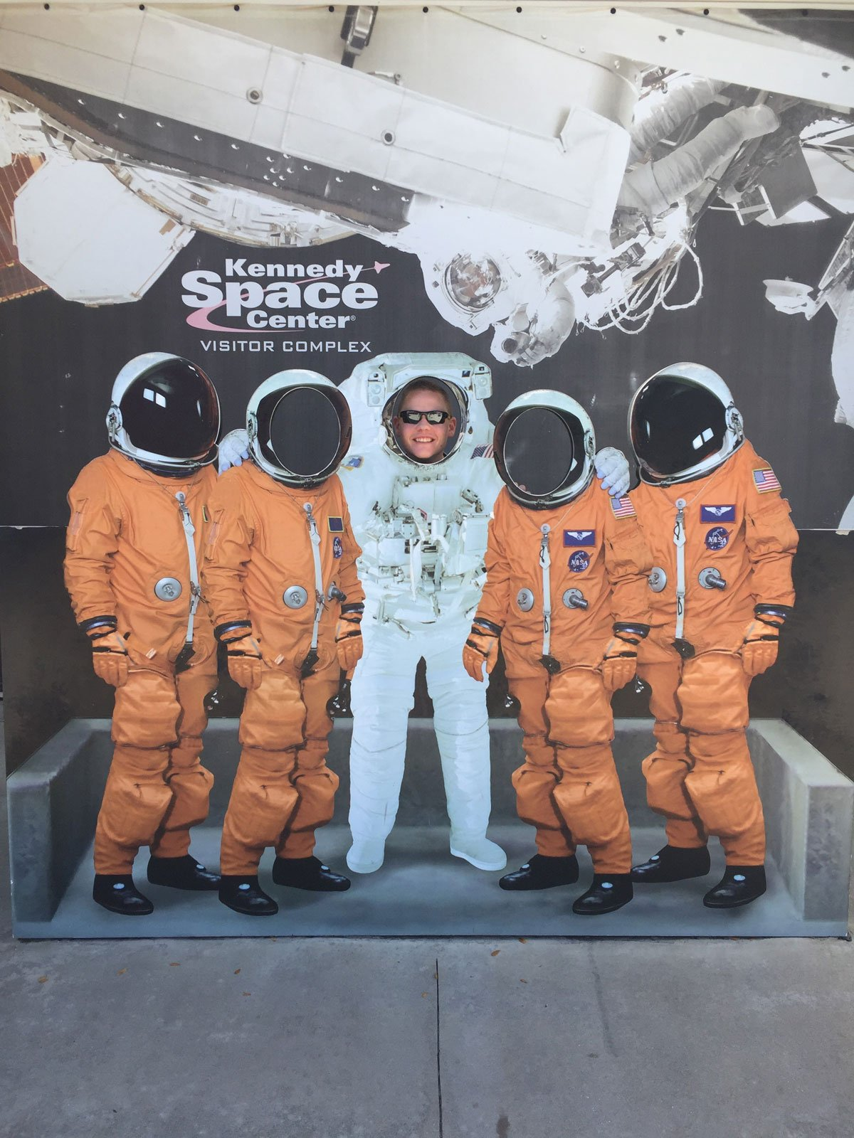 A Day at Kennedy Space Center