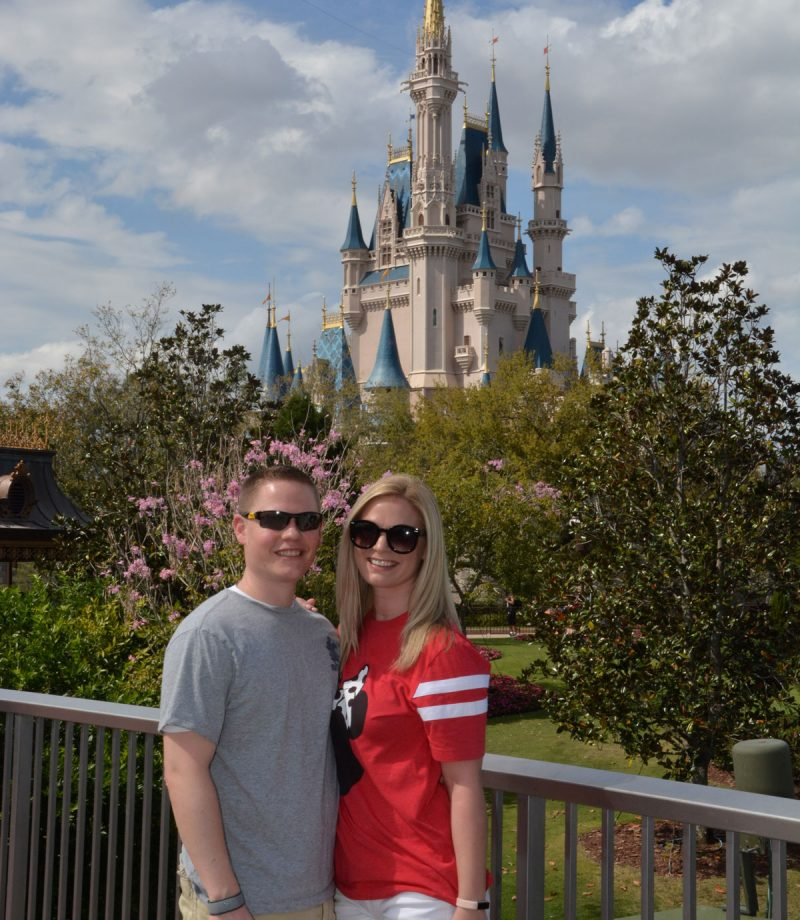 Our Last Day in Florida at the Magic Kingdom