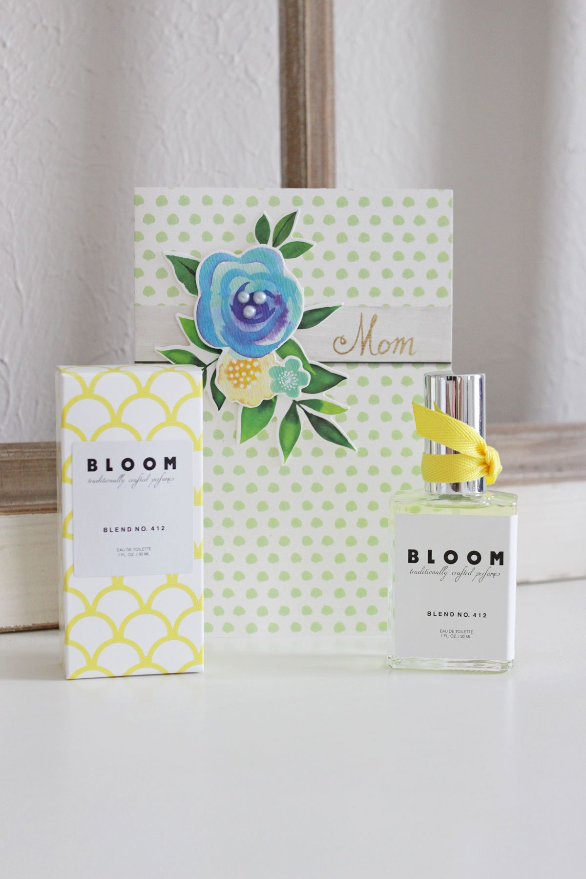 Bloom and Fleur on Etsy No. 412 blend