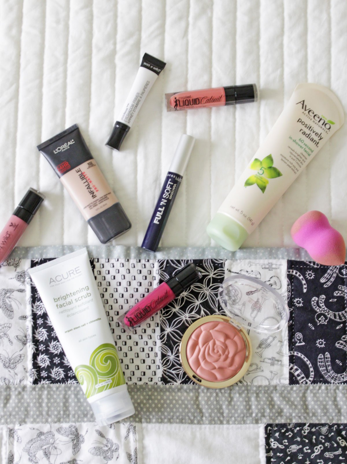New Drugstore Beauty Buys