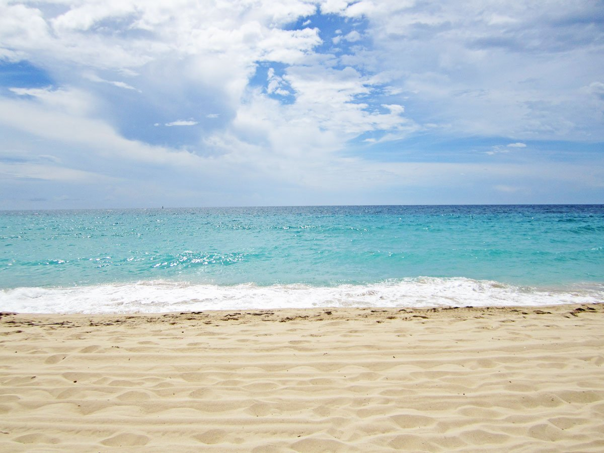 Loving Lately vol. 1 - beach in St. Thomas, U.S. Virgin Island