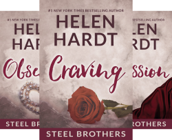 Steel Brothers Saga Books 1-3 by Helen Hardt