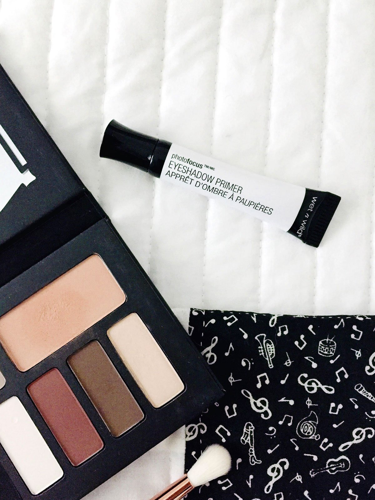 Wet n Wild Photo Focus Eyshadow Primer review
