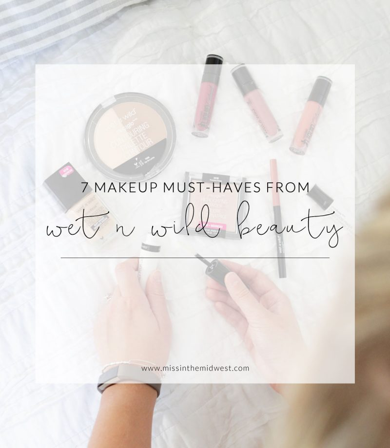7 Makeup Must-Haves from Wet n Wild Beauty