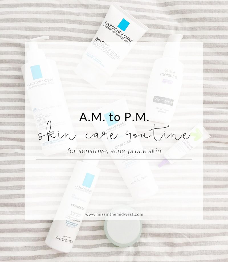 A.M. to P.M. Skin Care Routine