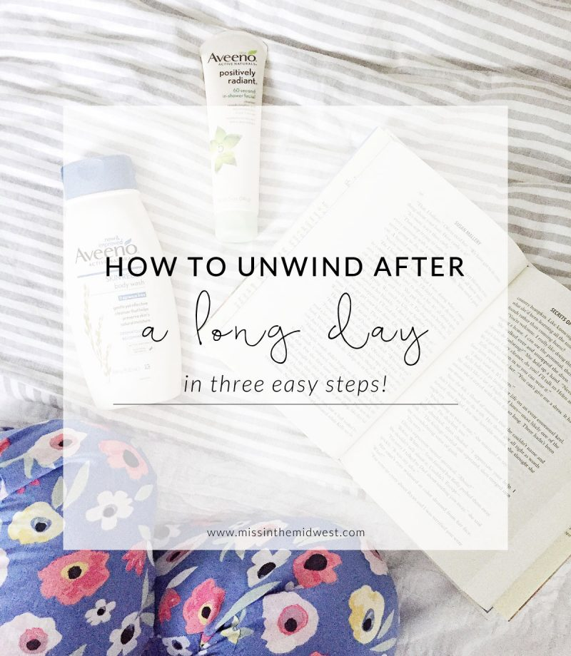 Three Ways to Unwind at the End of a Long Day
