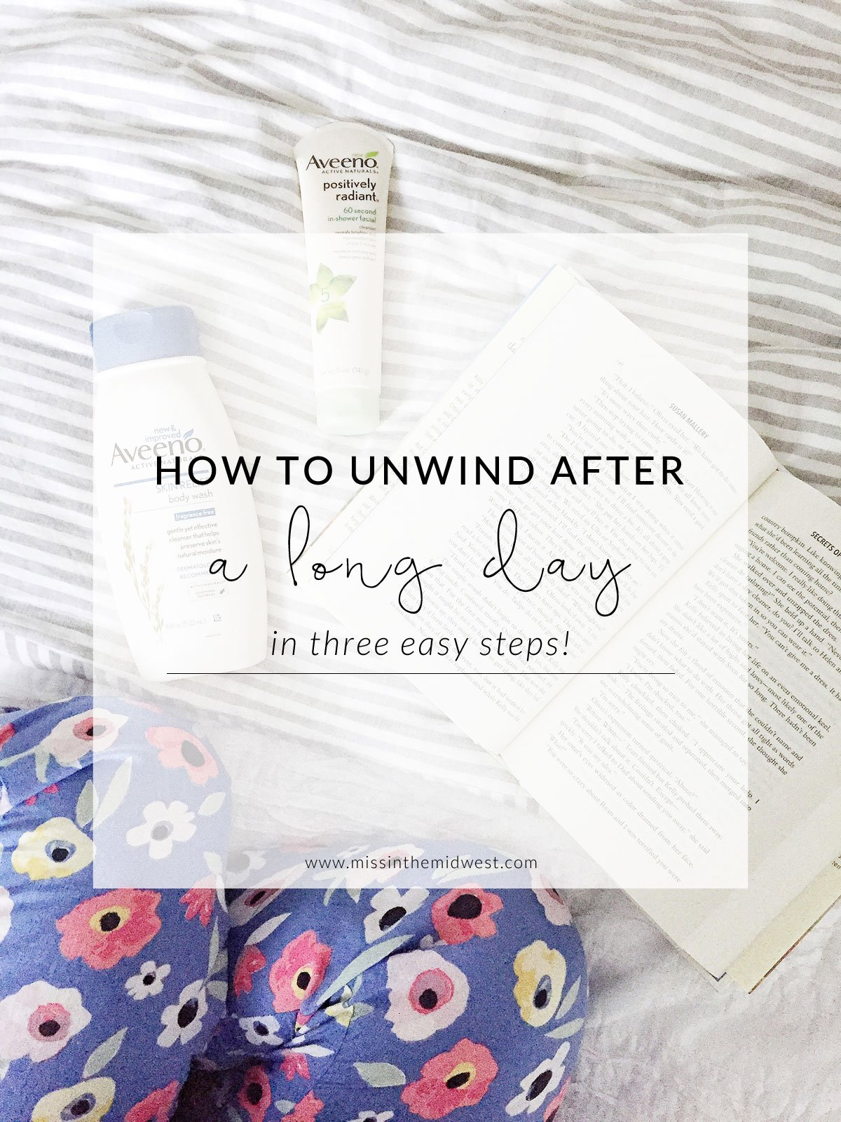 Three Ways to Unwind After a Long Day