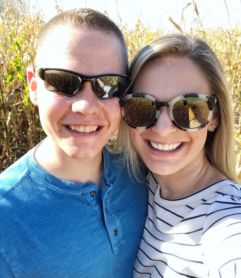 A Weekend of Fall Fun_Meuer Farm Corn Maze