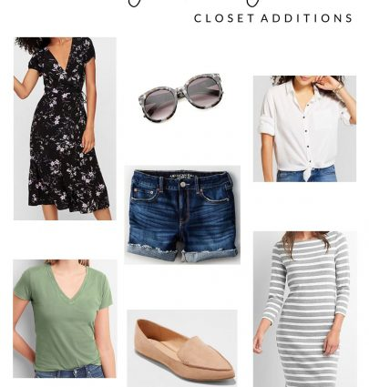 Thinking of Spring Closet Additions