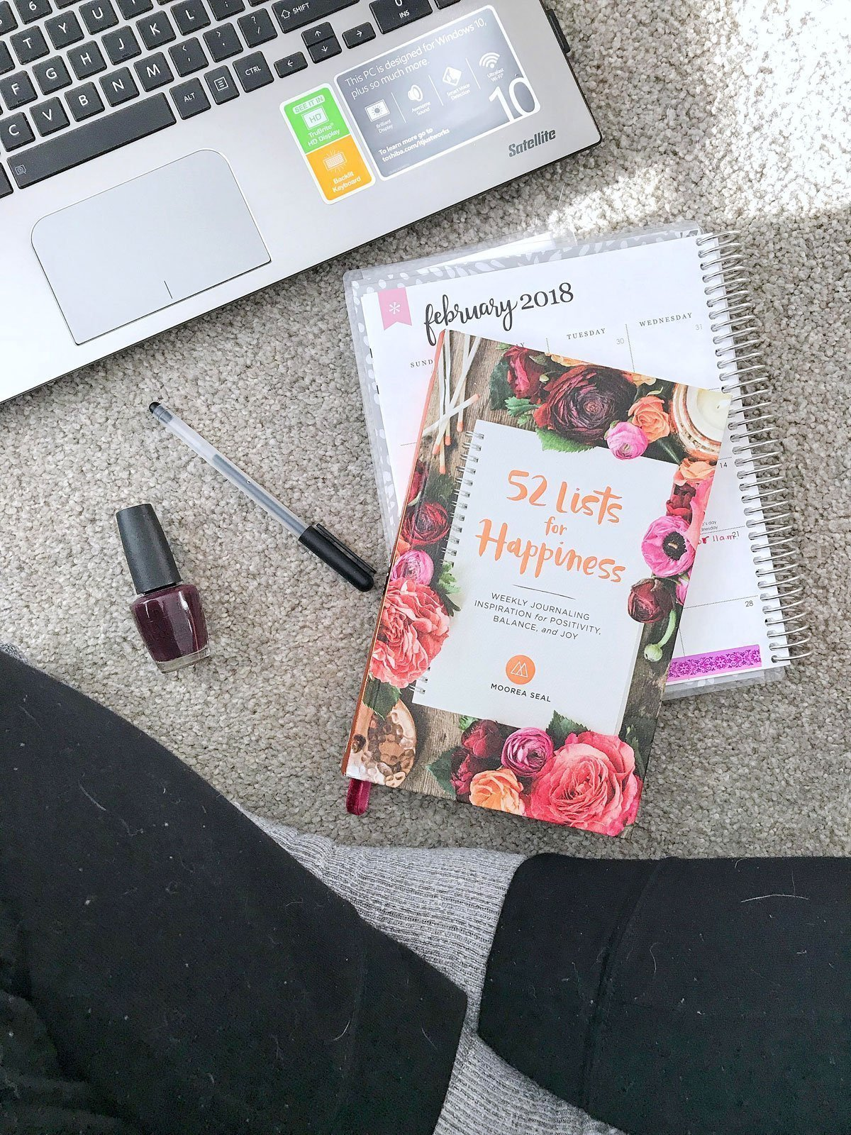Why Weekly Journaling Helps Me Stay Positive