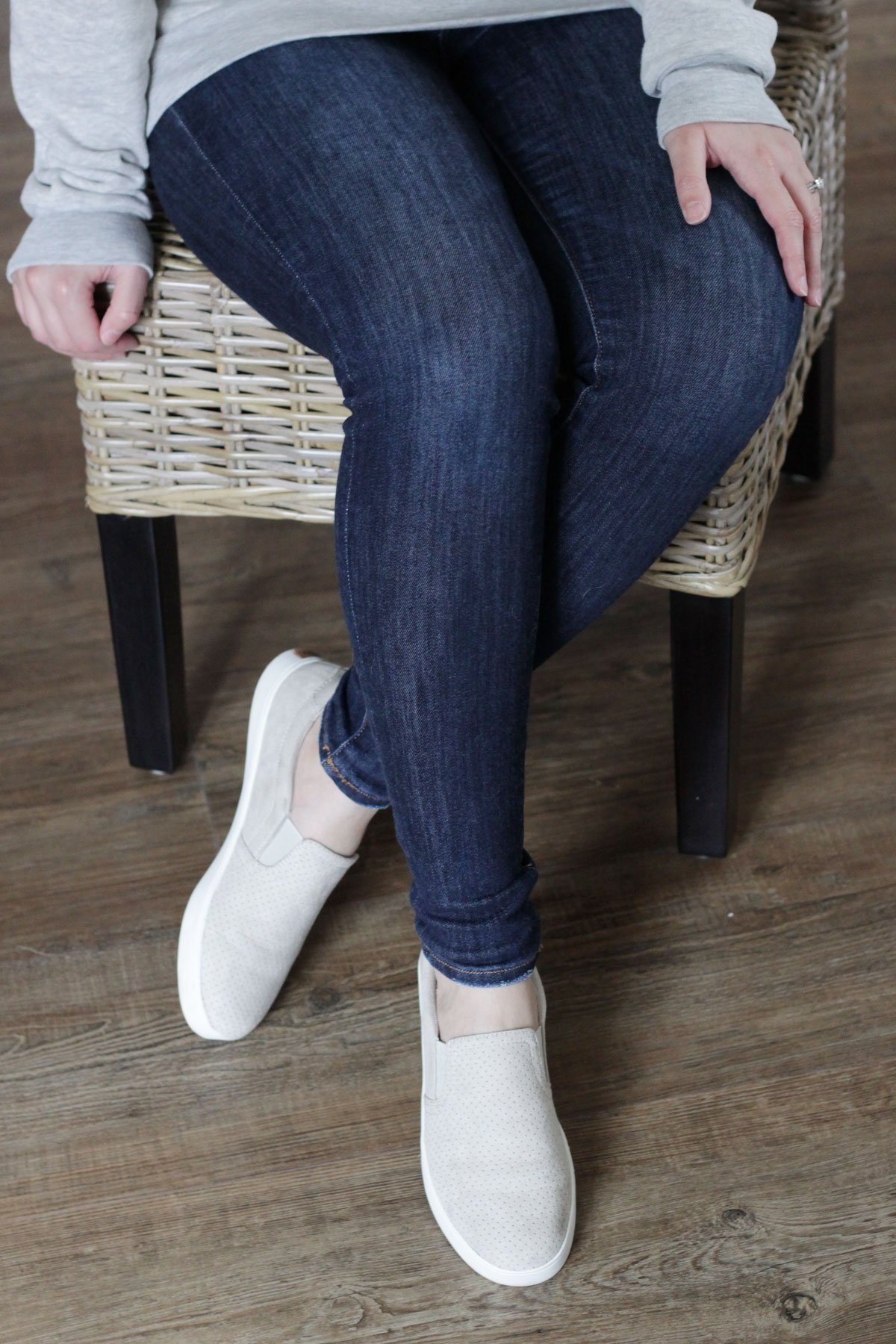 Spring Sneakers Picks for Less Than $60 - What Karly Said - Dr. Scholl's Madison Slip-Ons