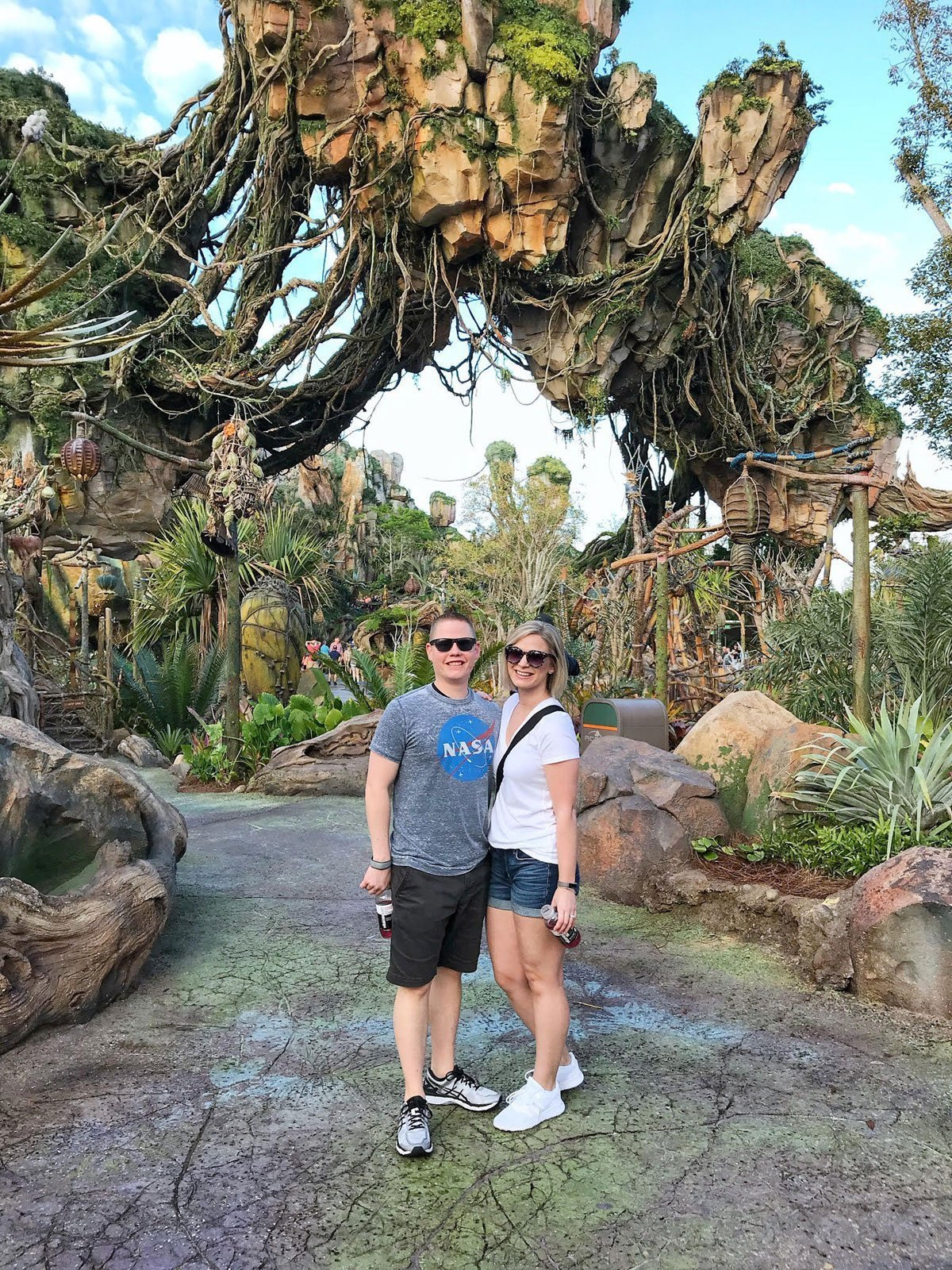 Disney's Animal Kingdom Pandora World of Avatar
