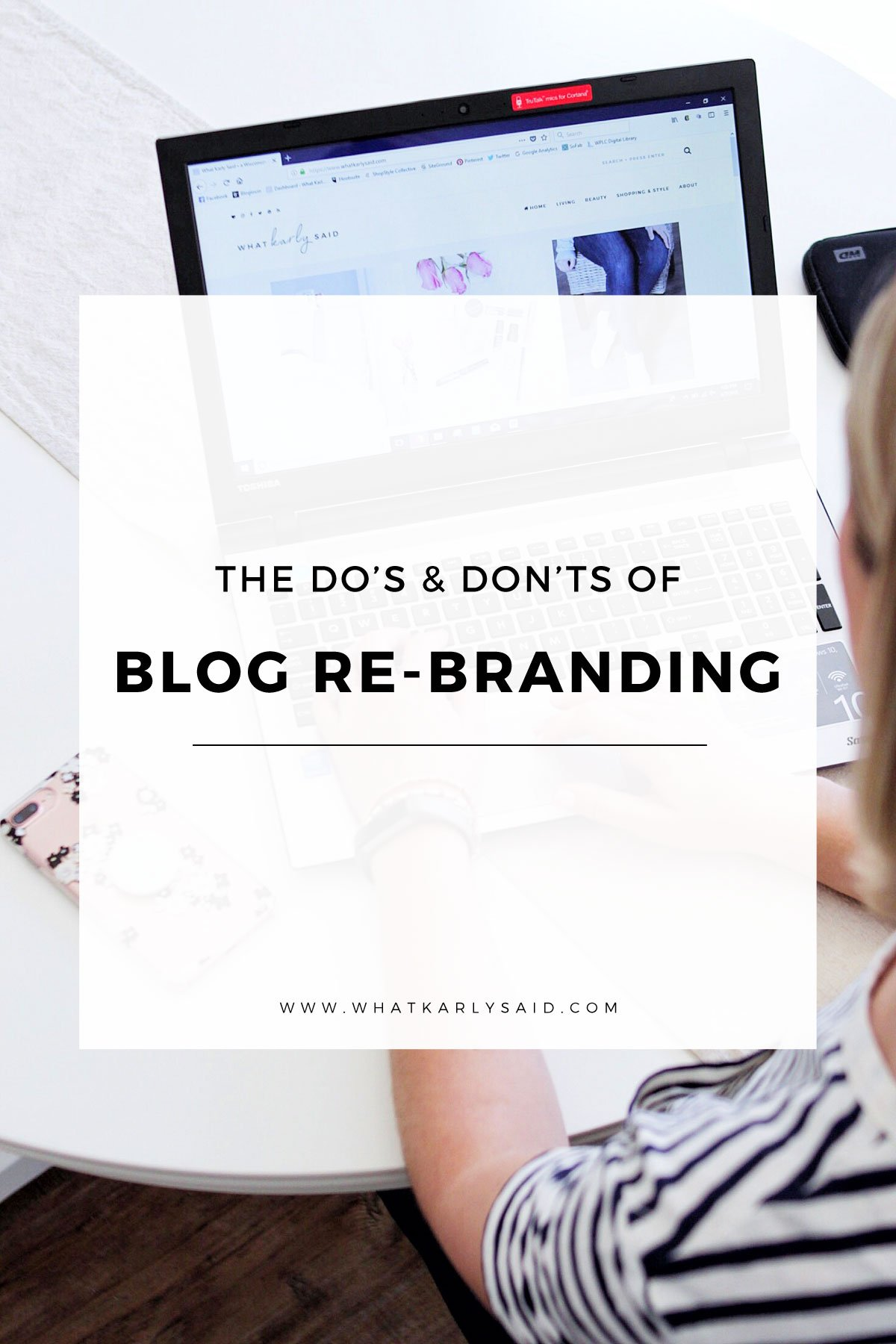 The Do's and Don'ts of Blog-Rebranding