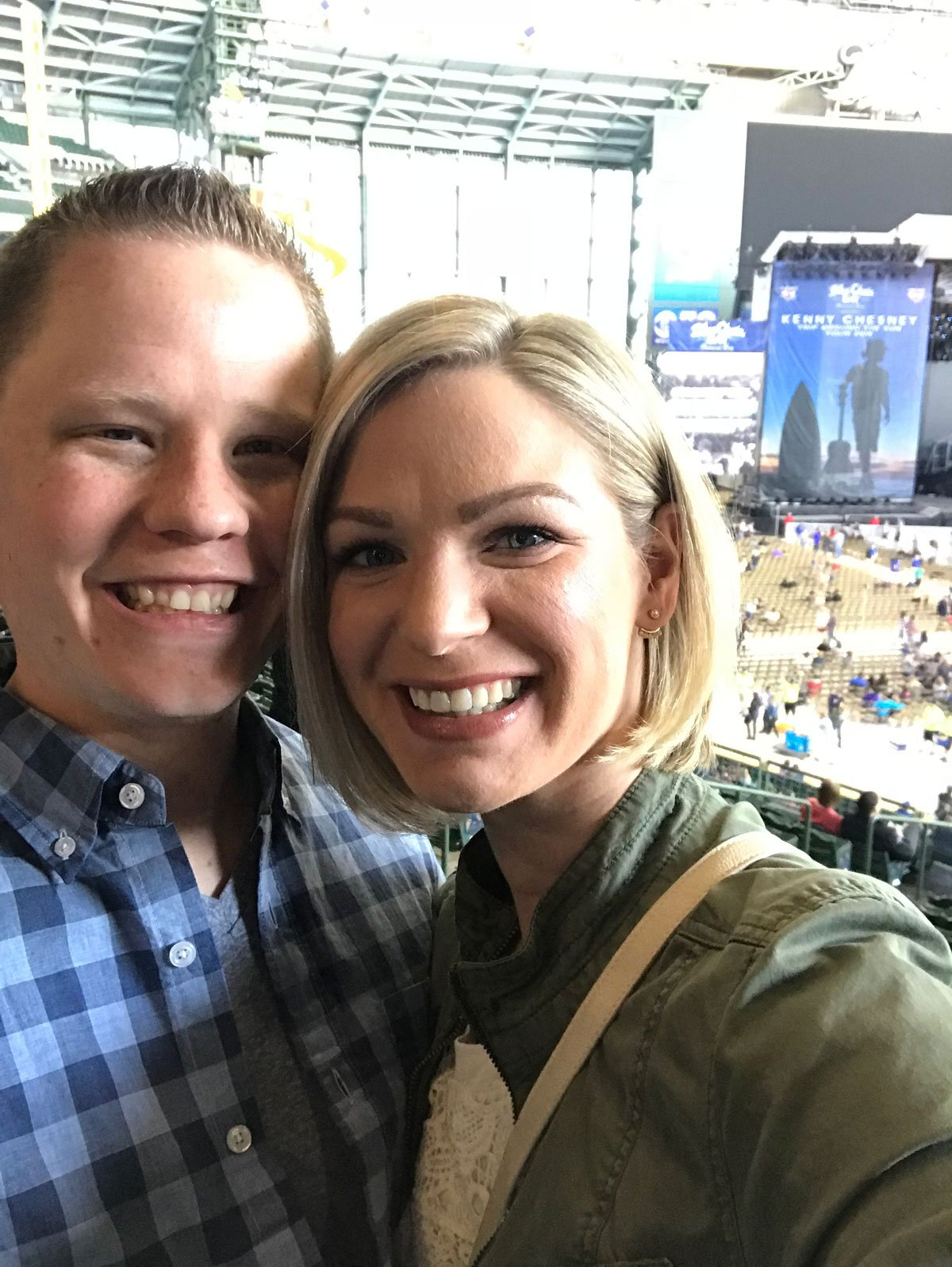 5 Things I Loved in April - Kenny Chesney in Milwaukee