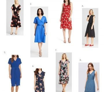 Wedding Guest Dress Favorites for Spring