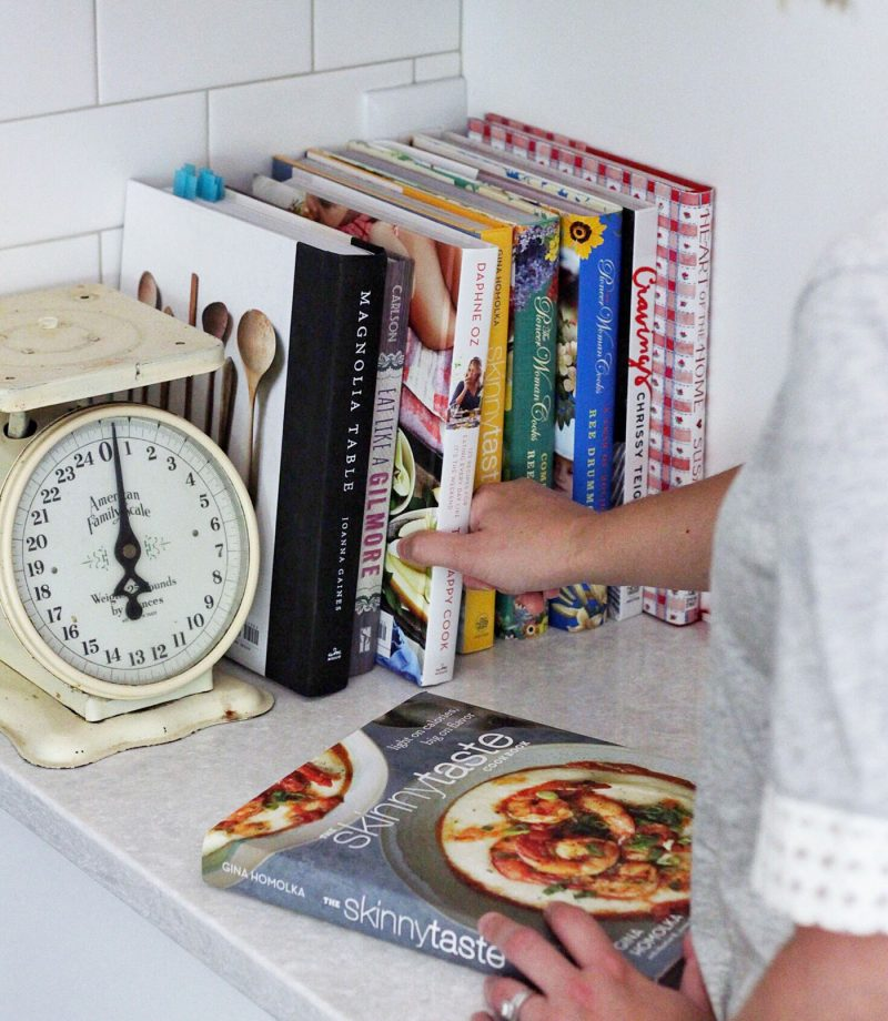 Cookbooks That I Always Reach For + Favorite Recipes