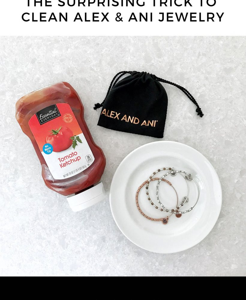 The Surprising Trick to Clean Alex and Ani Jewelry