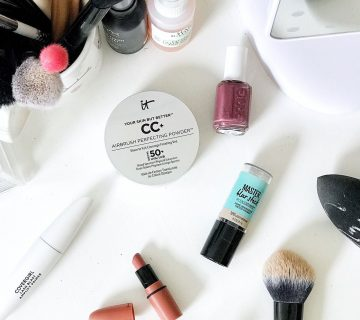 New Fall Makeup Go-To's