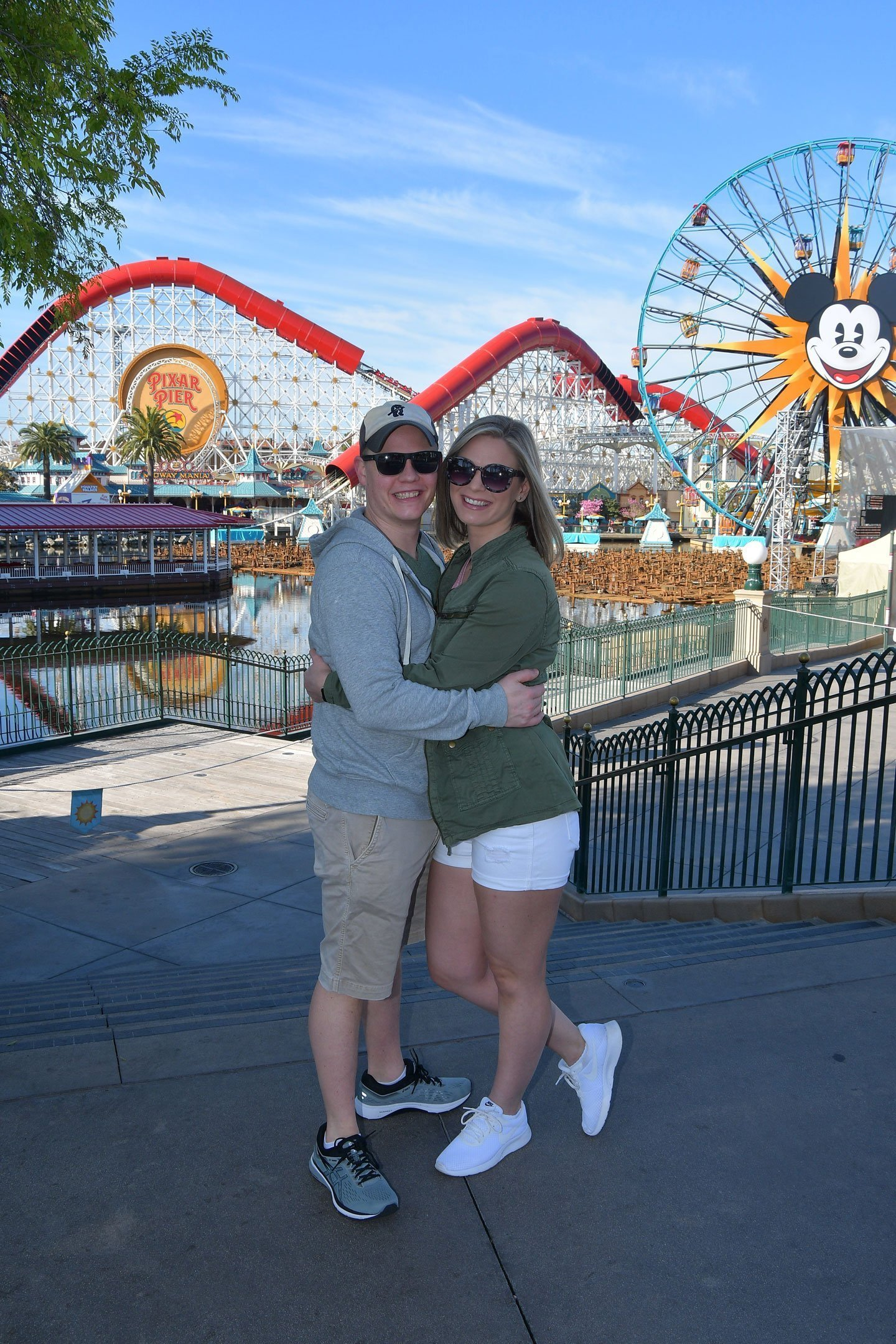 Disney California Adventure Park Pier - MaxPass photo