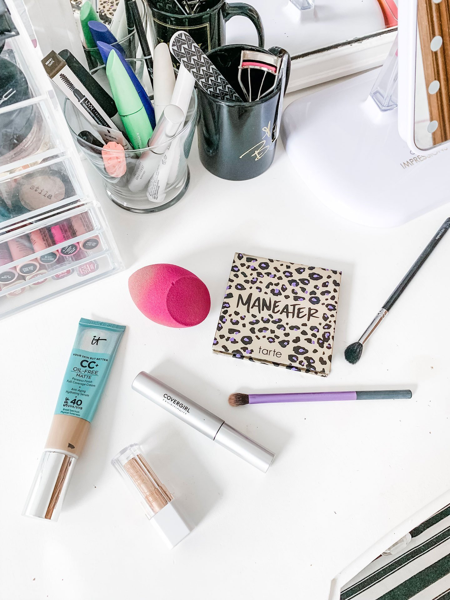 What's New in My Beauty Bag