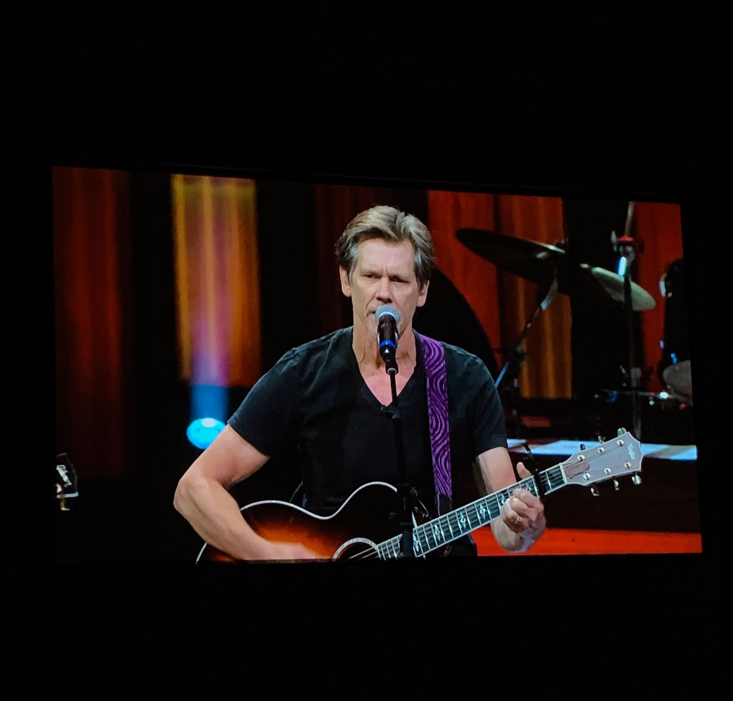 Kevin Bacon - The Bacon Brothers - Grand Ole Opry House - Nashville