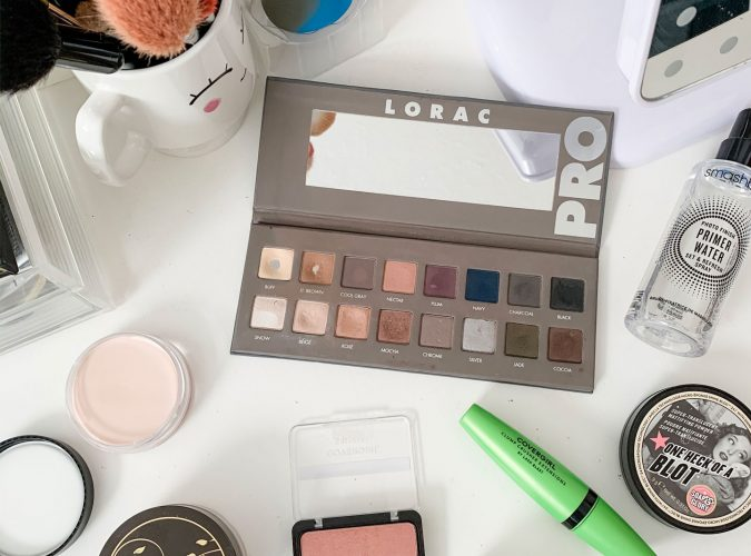 What's New and Resdiscovered in My Makeup Collection