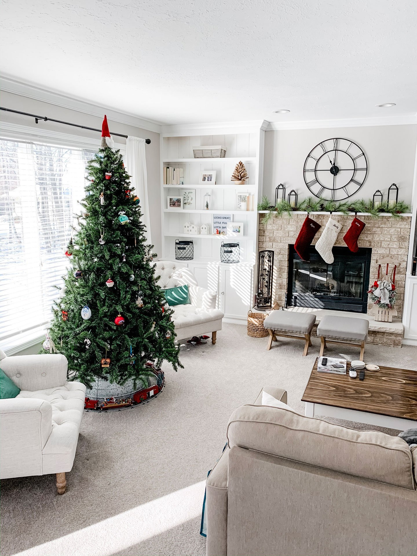 Our Home at Christmas 2019