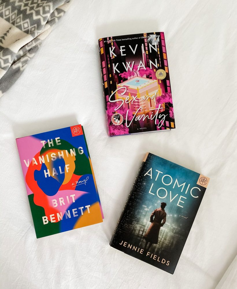 what i read august 2020